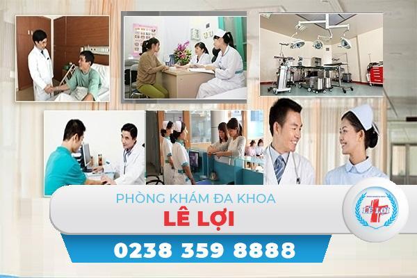 Bệnh viện đa khoa uy tín tại Nghệ An