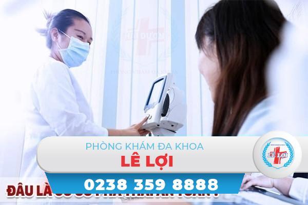 Cơ sở phá thai an toàn tại Nghệ An