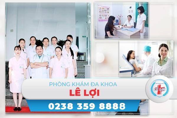 Phòng khám phụ khoa Lê Lợi – Địa chỉ được nhiều người chọn 2019 tại TP Vinh