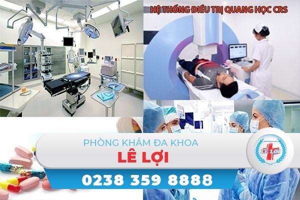 Địa chỉ hỗ trợ chữa viêm tuyến tiền liệt hiệu quả tại Nghệ An