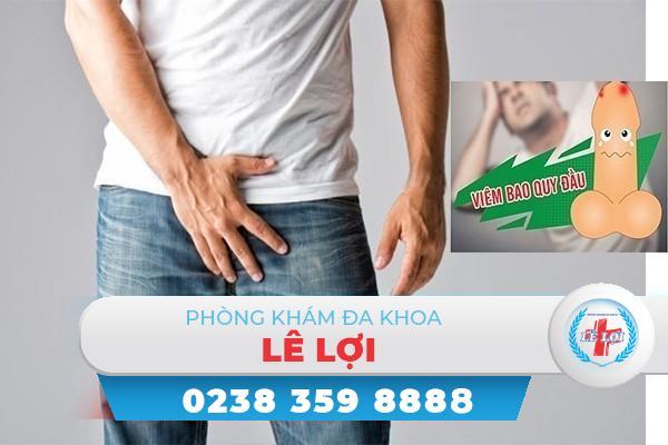 Hãy cẩn thận với bệnh viêm bao quy đầu ở nam giới