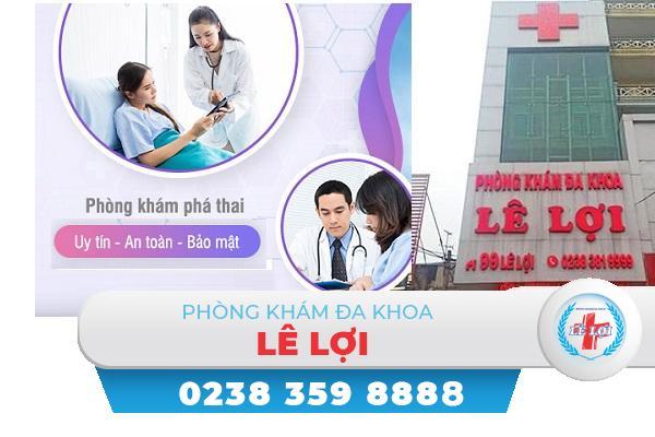 Bệnh viện đình chỉ thai kỳ tại Tp.Vinh Nghệ An