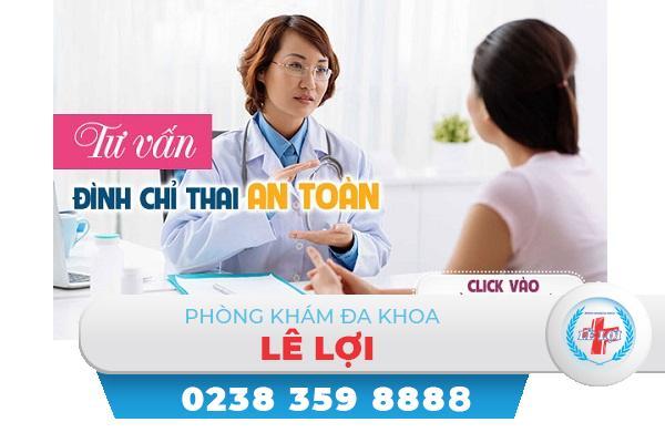 Phòng khám đình chỉ thai an toàn